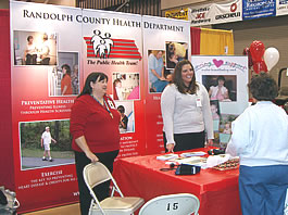 Community Health - Lifestyle Fair