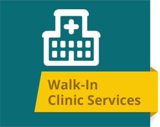 walk in clinic services
